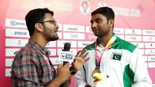 Para Asian Games: Ali Haidar clinches 3 Medals for Pakistan into his bag - ITVNEWSINDIA