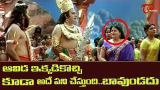 Comedian Krishna Bhagavan Comedy Scenes | Telugu Comedy Videos | NavvulaTV - NAVVULATV