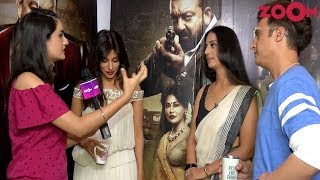 Chitrangada, Mahie & Jimmy On Sanjay Dutt playing the Gangster Role - ZOOMDEKHO