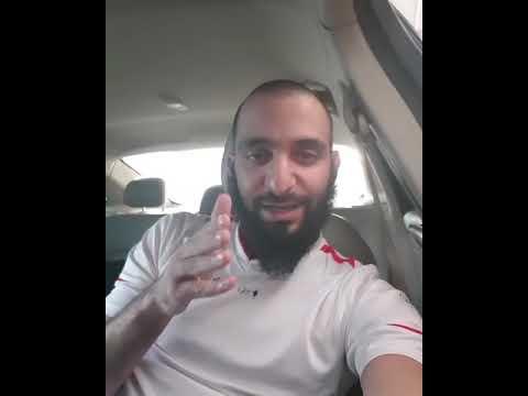 خلك ايجابي ولاتفتكر، (أحمد القعود) - صوت وصوره لايف