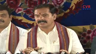 EX MLA Vinay Bhaskar over Venkateswara Swamy Kalyanam in 1000 Pillar temple Warangal | CVR News - CVRNEWSOFFICIAL