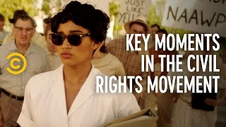 Drunk History - Key Moments in the Civil Rights Movement - COMEDYCENTRAL