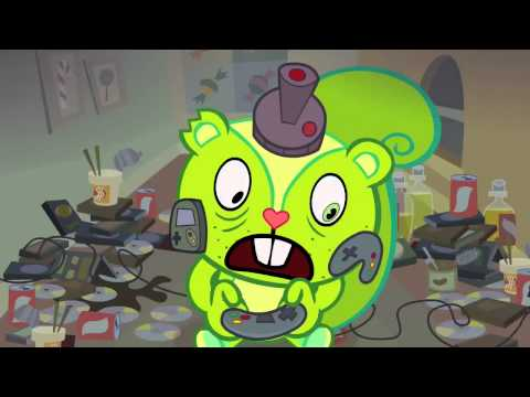 Happy Tree Friends False Alarm HD 