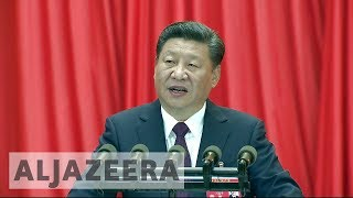 China's president consolidates power with so-called Xi Jinping Thought - ALJAZEERAENGLISH