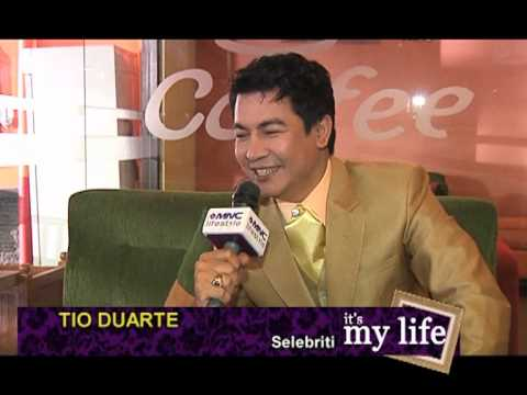 Tio Duarte IT'S MY LIFE Wawancara Exclusive MNC Life Style - PART 2