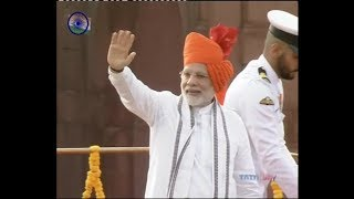 जश्न-ए-आजादी: PM Narendra Modi's GOOD NEWS To Indians - ABPNEWSTV