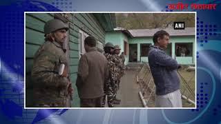 जम्मू-कश्मीर निगम चुनाव के अंतिम चरण के लिए वोटिंग जारी