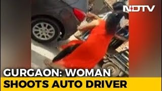 Woman Allegedly Fired At Auto Driver After Fight Over Parking In Gurgaon - NDTV