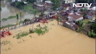 उत्तर-पूर्वी राज्यों में बाढ़ से हालात बदतर, अब तक 17 लोगों की मौत - NDTVINDIA