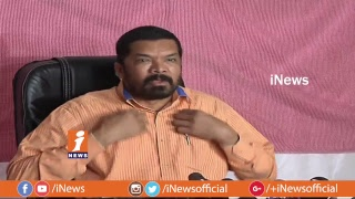 Posani Krishna Murali Press Meet Live | TRS Grand Victory In Telangana Election Results | iNews - INEWS