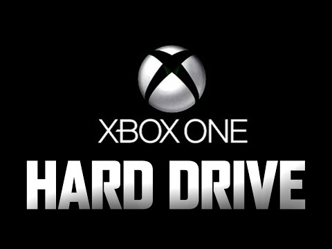 External Hard Drive Install on Xbox One