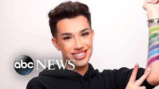 Make-up artist, influencer James Charles, a new brand of mega-watt stardom - ABCNEWS