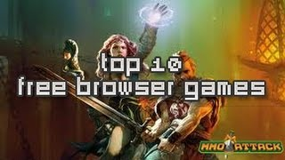 Top 10 Free Browser MMORPG Games for 2012