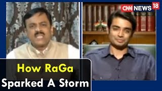 How RaGa Sparked A Storm?| Epicentre | CNN News18 - IBNLIVE