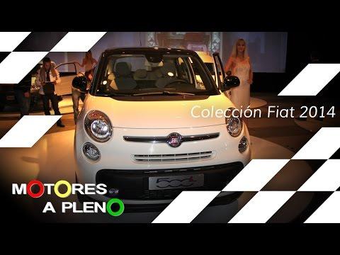 Colección FIAT 2014