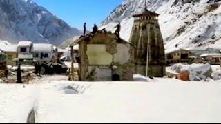 आपदा प्रभावित केदारनाथ में पुनर्निर्माण की मुहिम - NDTVINDIA