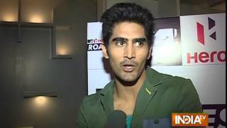 Roadies X2: Vijender Singh Wishes Team India for World Cup 2015 - INDIATV