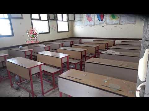ميليشيات الحوثي تقصف مدرسة أروى للبنات في التحيتا بصاروخ كاتيوشا وبقذائف الهاون