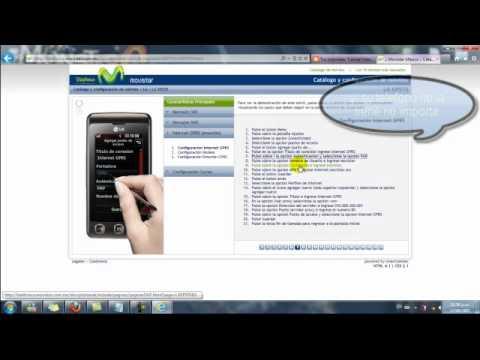 tutorial para  confgurar el wap ideas telcel para el opera mini internet gratis