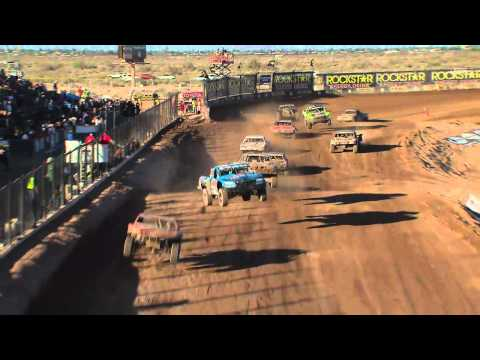 Lucas Oil Off Road Racing - 2012 - Round 1 - Pro 2 Highlights