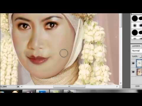 Photoshop : Belajar Ganti Wajah Seseorang