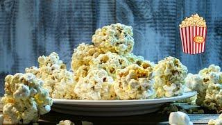 Как приготовить сладкии? попкорн шариками из маршмеллоу | шортики манифтв