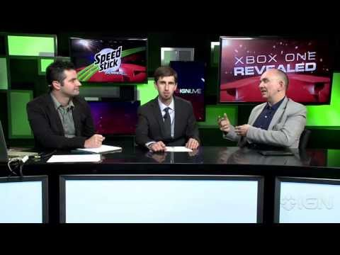 IGN Live Presents: Xbox One Post-Reveal Show