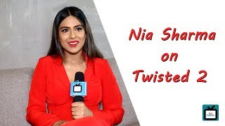 Twisted brought a pleasant change in my life: Nia Sharma |TellyChakkar | Exclusive - TELLYCHAKKAR
