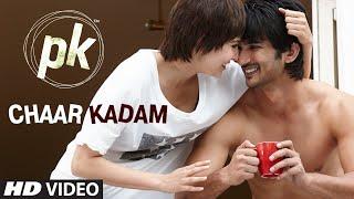OFFICIAL: 'Chaar Kadam' VIDEO Song | PK | Sushant Singh Rajput | Anushka Sharma | T-series - TSERIES