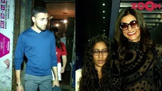 Imran Khan, Sushmita Sen & Other Bollywood Celebs Spotted Around The Town - ZOOMDEKHO