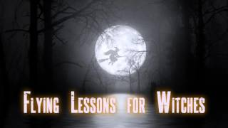 Royalty Free :Flying Lessons for Witches