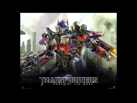 Transformers Dark of the Moon: The Score-7- Battle- Steve Jablonsky