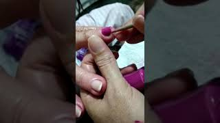 Casa dos Aposentados/as: Vamos cuidar das mãos com Renata Cristina da nossa esmalteria?