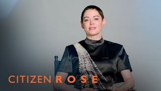 Rose McGowan Goes to a Trauma Therapy Session | CITIZEN ROSE | E! - EENTERTAINMENT