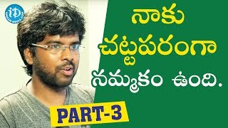 Script Writer P Jaya Kumar Exclusive Interview Part #3 || Saradaga With Swetha Reddy - IDREAMMOVIES