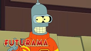 FUTURAMA | Season 9, Episode 9: Decisions, Decisions | SYFY - SYFY