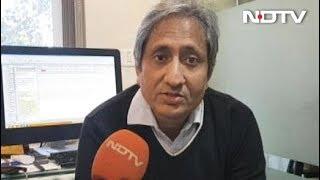 रवीश कुमार व अन्य पत्रकारों को अश्लील मैसेज भेजने के मामले में नोटिस - NDTVINDIA