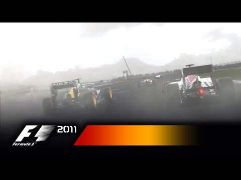 F1 2011 - Exclusive Indian GP Preview Video