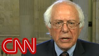 Bernie Sanders reacts to Trump's executive order - CNN