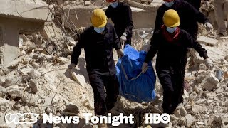 Raqqa Body Collection & Abolishing ICE: VICE News Tonight Full Episode (HBO) - VICENEWS