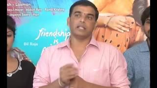 Kerintha Success Meet - DILRAJU