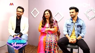 Mom & Co. | Neliima Azeem, Ayush Mehra, Ashish Ranglani | Full Interview | Zoom Weekend Show - ZOOMDEKHO