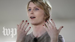 Chelsea Manning makes surprise bid for U.S. Senate seat in Maryland - WASHINGTONPOST