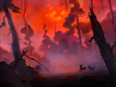 Bambi- The Fire Scene