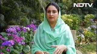 कांग्रेस ने किसानों से झूठ बोला- हरसिमरत कौर - NDTVINDIA