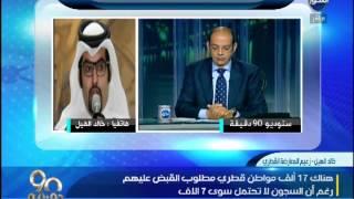 بالفيديو.. معارض قطري: