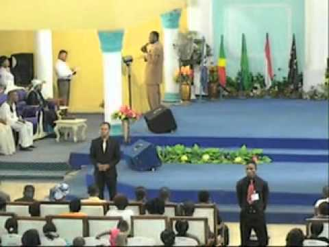 Apostle Johnson Suleman, Easter Service 2010 3