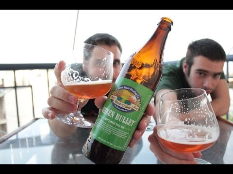 BNG - Beer Review #23: Green Flash Green Bullet
