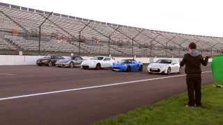 Drag Race - Sport Cars