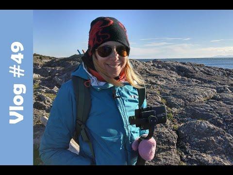 Ice in Victoria: Vlog 49